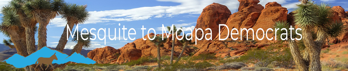 Mesquite to Moapa Democrats
